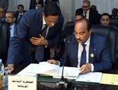 رئيس القمة العربية: استئصال الإرهاب يتطلب استراتيجية جماعية