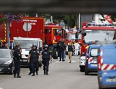 """""""داعش"""" يتبنى الهجوم الإرهابى على كنيسة نورماندى بفرنسا"""