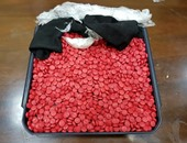 ضبط سيدة بحوزتها 15 ألف قرص مخدر بقصد الاتجار فى المنيا
