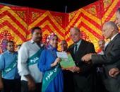 بالفيديو..والصور.. احتفالية كبيرة لتكريم أوائل الثانوية العامة والأزهرية بجنوب سيناء