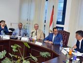 الزيارة الأولى لوفد الإتحاد الأوروبى لجامعات اليورو المتوسطة ( Uni Med ) جامعة دمنهور