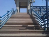 أهالى شارع البحر الأعظم يطالبون بإنشاء كوبرى مشاه لحماية المواطنين