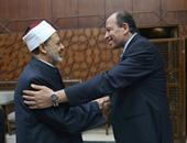 شيخ الأزهر : القضاء المصرى أحد أهم الركائز التى تقوم عليها الدولة