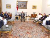 الصحفيون العرب يكشفون تفاصيل لقائهم بالرئيس السيسى فى قصر الاتحادية