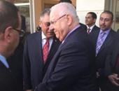بالصور..سفارة مصر بتل أبيب تحتفل بثورة 23 يوليو بحضور نتنياهو ورئيس إسرائيل