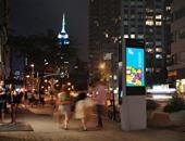 تقرير: أكشاك LinkNYC فى نيويورك يستخدمها المارة لمشاهدة أفلام إباحية