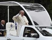 بالصور.. بابا الفاتيكان يزور معسكر أوشفيتز ليصبح ثالث بابا يقوم بذلك