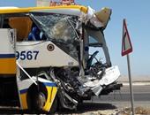 إحالة سائق أتوبيس الغردقة المتسبب فى مصرع وإصابة 38 للمحاكمة