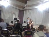 بالفيديو والصور: حفل خيرى لدعم مدرسة الصم وضعاف السمع بإدفو
