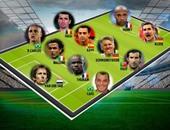 بعد اعتزال شفاينشتايجر..تعرف على التشكيل المثالى للاعبين أصحاب 120 مباراة دولية