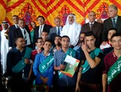 رئيس مدينة رأس سدر يكرم أوائل الثانوية العامة