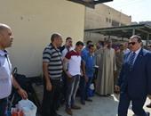 وزير القوى العاملة يودع أول فوج من عمالة موسم الحج لخدمة ضيوف الرحمن