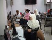 مكتب تنسيق جامعة طنطا يخصص 6 معامل بالمجمع الطبى وسبرباى لتسجيل الرغبات