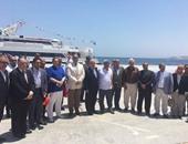 فتح ميناء نويبع بعد تحسن الأحوال الجوية