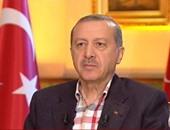 إردوغان: تركيا عازمة على المشاركة فى عملية الموصل