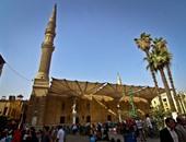 """بالفيديو.. """"الأوقاف"""" تغلق مسجد الحسين تفاديا لإحياء الشيعة طقوس عاشوراء"""