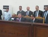 """قاضى """"اغتيال النائب العام"""" يلغى حبس متهمين بإهانة المحكمة بعد الاعتذار"""
