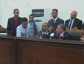 """دفاع متهم بقضية """"اغتيال النائب العام"""" يطالب بـ""""توكيل زواج"""" لموكله"""