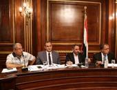 بالصور.. وزيرا التخطيط والتموين يصلان البرلمان لحضور اجتماع تقصى حقائق القمح