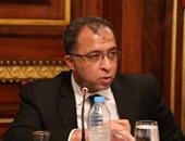 بالصور.. وزير التخطيط: تعيين حملة الماجستير والدكتوراة من خلال المسابقات فقط