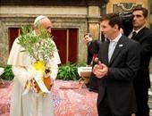 """بابا الفاتيكان يختار """"ميسى"""" أفضل لاعب على مر العصور"""