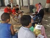 الاتحاد المصرى لطلاب الصيدلة ببنى سويف ينظم حملة للتوعية بأمراض الصيف