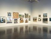 """افتتاح معرض """"رحلة إبداع عبر التاريخ"""" للصينى خه آن جينغ  فى الأوبرا"""