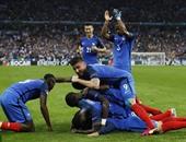 يورو 2016.. فرنسا تُنهى مغامرة أيسلندا بخماسية وتتأهل لنصف النهائى