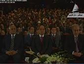 """السيسى: """"مصر ما تتحوجش لحد ومش هنام ولا ناكل حتى تاخد مكانها الحقيقى"""""""