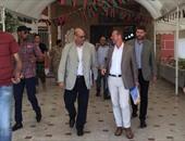 مارتن كوبلر يعقد لقاءات مكثفة مع المسئولين الليبيين فى العاصمة طرابلس
