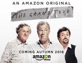 """المذيع الشهير جيريمى كلاركسون يكشف شعار برنامجه الجديد """"The Grand Tour"""""""