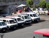 حبس عاطلين بتهمة البلطجة وفرض إتاوات على السائقين بموقف السيدة عائشة