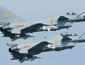 طائرات جيه-15 الصينية تستكمل هبوطا ليليا ضمن حملة تحديث الجيش