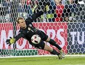 يورو 2016.. شاهد ما فعله نوير أمام فرنسا فى آخر مواجهة رسمية؟
