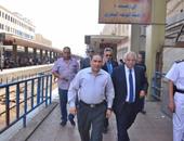 وزير النقل يعلن عودة قطارات الصعيد بعد إخلاء موقع تصادم العياط