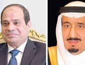 السيسي يؤكد للملك سلمان وقوف مصر مع السعودية ضد الإرهاب