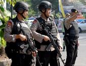 القبض على 7 متشددين شرقى إندونيسيا وتشديد الأمن قبل أعياد الميلاد