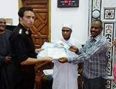ثقافة الأقصر تكرم أفراد الشرطة تقديرا لجهودهم الأمنية