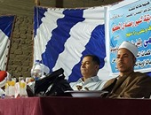 بالصور.. النائب البدرى ضيف يكرم حفظة القرآن بأسيوط فى ختام شهر رمضان