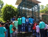 أبرز التغطيات والتقارير فى أول أيام العيد.. إقبال على الحدائق والمتنزهات