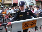 بالفيديو.. الشرطة النسائية تبدأ تأمين دور العرض السينمائى لمكافحة التحرش