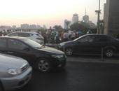 تزايد أعداد المحتفلين بالعيد فى منطقة وسط البلد وكورنيش النيل