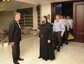 الكنيسة القبطية الأرثوذكسية بمسقط تهنئ سفارة مصر بعيد الفطر