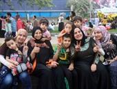 سيولة مرورية بشوارع وسط البلد مع توافد المواطنين للاحتفال بثانى أيام العيد