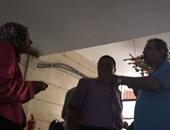 """بالفيديو والصور.. طليقة توفيق عكاشة لـ""""اليوم السابع"""": قال لى خلاص بقيت على الحديدة.. حاول خطف ابنه بالقوة.. رفضت التفاوض معه بشأن النفقة.. مش هسيب حق يوسف يضيع.. وأطالب بتعديل قانون الأحوال الشخصية"""