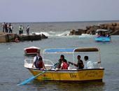 الشباب والرياضه تنظم رحلة بحرية للمشاركين فى مبادرة اعرف بلدك بشرم الشيخ