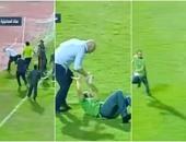 """مصور """"الداخلية"""" يحرر محضرا ضد حسام حسن فى واقعة ضربه وتحطيم كاميرته"""