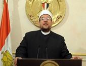 وزير الأوقاف: خطبة الجمعة المكتوبة لا تقتل الإبداع لدى الإمام أو الخطيب