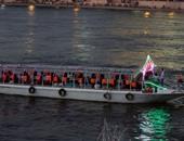 استمرار الحملات التفتيشية على المراكب النيلية بعد انتهاء إجازة عيد الأضحى