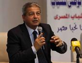 الكاراتيه يدعو وزير الرياضة لحفل تكريم المنتخب